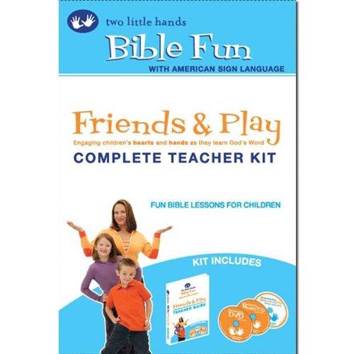 Bible Fun: Friends & Play [DVD] [Import]