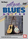 Anyone Can Play Blues Guitar Guitar (Fingerpicking) Dvd