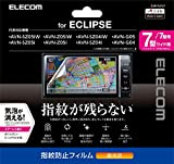 ELECOM カーナビ用液晶保護フィルム 指紋防止 高光沢 FUJITSUTEN ECLIPSE対応 7V型・7V型ワイド CAR-FLFU7