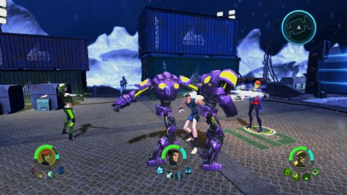 Young Justice: Legacy  screenshot