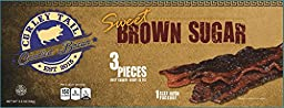 Curley Tail Candied Bacon - Sweet Brown Sugar (3 Pack)
