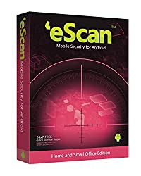 eScan Mobile Security for Android - 1 User, 3 Years  (Voucher)