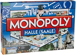 Winning-Moves 41221 - Monopoly Halle