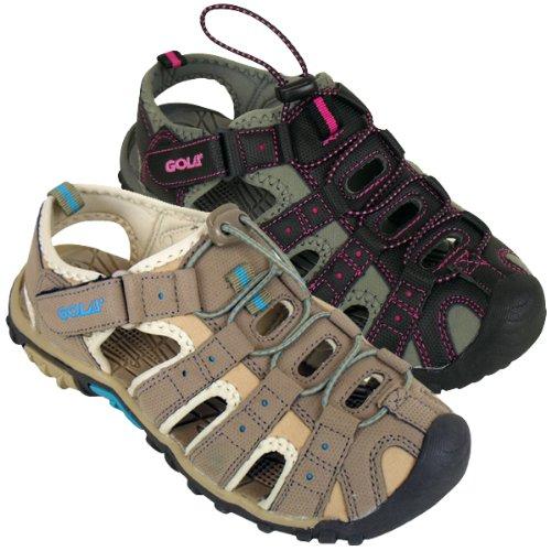 Ladies Gola Walking Sports Beach Velcro Sandals Womens Summer Sandal Shoes 3-8