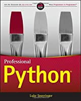 Professional Python Front Cover