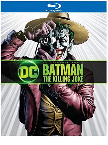 Blu-ray : Batman: The Killing Joke (Blu-ray)