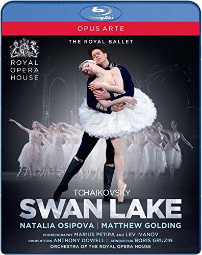 ロイヤル・バレエ ~チャイコフスキー:バレエ《白鳥の湖》[Blu-ray Disc]