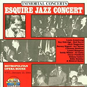 Esquire Jazz Concert: Metropolitan Opera House N.Y.C. January 13, 1944