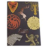 Game of Thrones Colour House Sigil A5 Hardback Notebook
