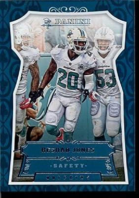 2016 Panini #162 Reshad Jones Miami Dolphins Football Card