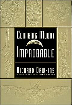 Climbing Mount Improbable Climbing Mount Improbable price comparison at Flipkart, Amazon, Crossword, Uread, Bookadda, Landmark, Homeshop18