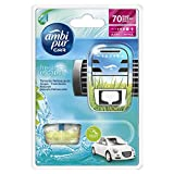 AmbiPur 349445 Profumo per Auto, Starter Kit, 7 ml, Freschezza Naturale