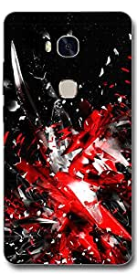 Huawei Honor 5X Back Cover/Designer Back Cover For Huawei Honor 5x