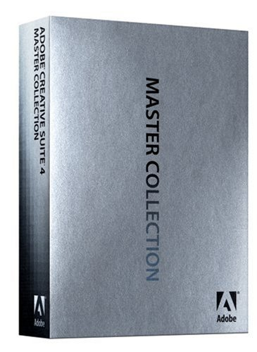 Adobe CS4 Master Collection - Upgrade from CS3 (PC)