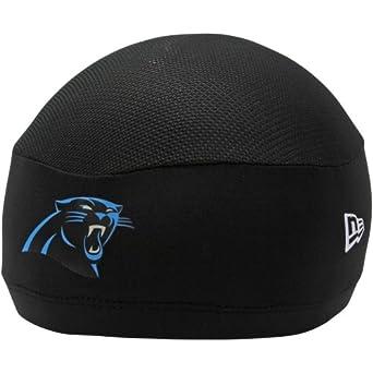 Amazon Com Nfl Carolina Panthers Training Skull Cap