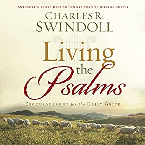 Living the Psalms Audiobook