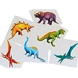 Cool Dinosaur Tattoos (6 dz) [Toy]
