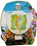 Disney Fairies TinkerBell Green Night Light