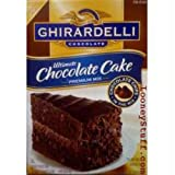 Ghirardelli Ultimate Chocolate Cake, (7 lbs)112-Ounce