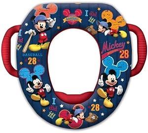 Disney Mickey Mouse Soft Potty Seat