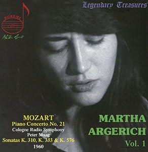 Martha Argerich, Volume 1