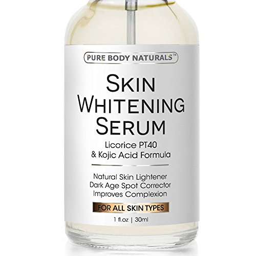 Skin Whitening Serum -Natural Skin Whitening