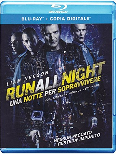 Run All Night - Una Notte Per Sopravvivere [Blu-ray] [IT Import]
