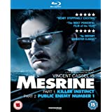 Mesrine - Parts 1 & 2 [Blu-ray] [2009]by Roy Dupuis