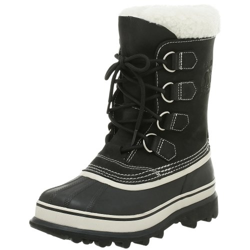 Sorel Women's Caribou NL1005 Boot,Black,7 M