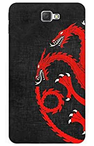 iessential thrones Designer Printed Back Case Cover for Samsung On7 Pro