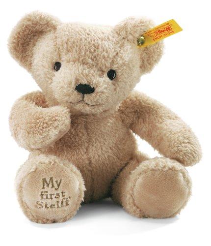My First Steiff Teddy Beige front-755921