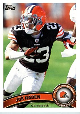 2011 Topps Football Card #302 Joe Haden - Cleveland Browns - NFL Trading Card
