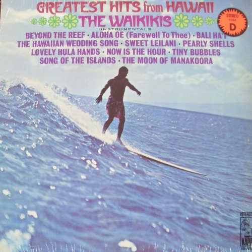 Greatest Hits From Hawaii