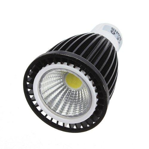 Kingso 7W Gu10 Dimmable 220V Led Cob Spot Light Lamp Bulb Spotlight Pure White
