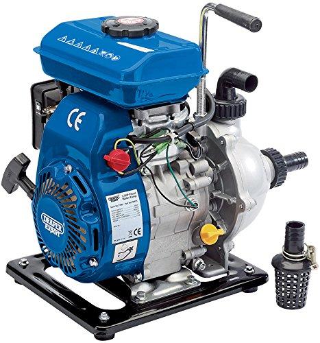 Draper 25358 Benzin-Wasserpumpe, 85l, 2,5PS