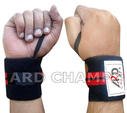 how to know need wrist strap gym