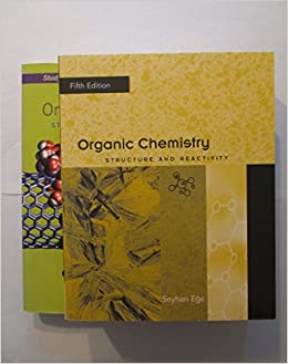 Organic chemistry structure and reactivity study guide