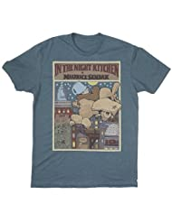 """In The Night Kitchen"" Unizex T-Shirt by Out Of Print Clothing"