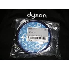 GENUINE DYSON DC18 PRE FILTER #914790-01 washable filter