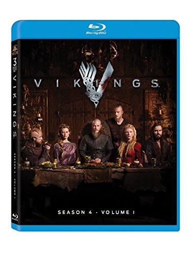 Vikings Season 4 Volume 1 Blu-ray