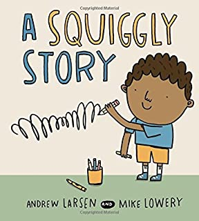 Book Cover: A Squiggly Story