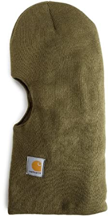 Carhartt Men's Face Mask,Army Green (Closeout),One Size