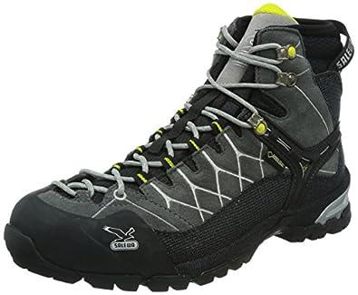 Salewa men 39 s alp trainer mid gtx hiking boot for Salewa amazon