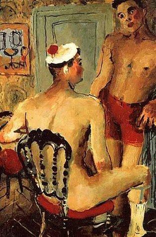The Homoerotic Art of Pavel Tchelitchev by David Leddick (1999-05-31)