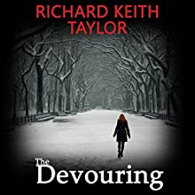 The Devouring Audiobook by Richard Taylor Narrated by Jen Thorpe