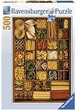 Ravensburger 14160 - Bunte Pasta - 500 Teile Puzzle