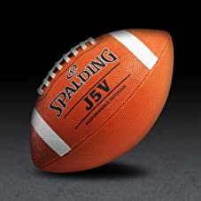 J5V Rubber Football - Full Size
