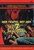 The Devil Has Seven Faces - Small Collectors Hardbox - Uncut Giallo -