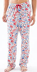 Nuteez Stamp Pants For Men
