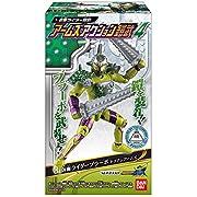 仮面ライダー鎧武 アームズアクション鎧武4 10個入 BOX (食玩・清涼菓子)